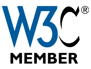 It's official!  We are now a member of the W3C!-ADASure- 							919